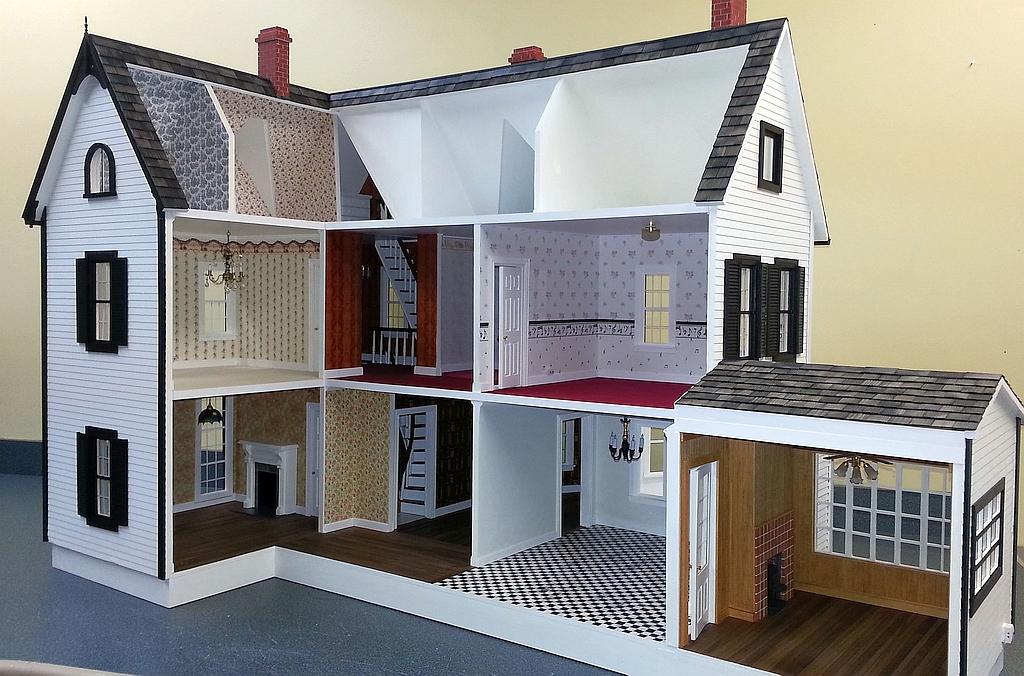 Rock Spring Nonnie S Dollhouses