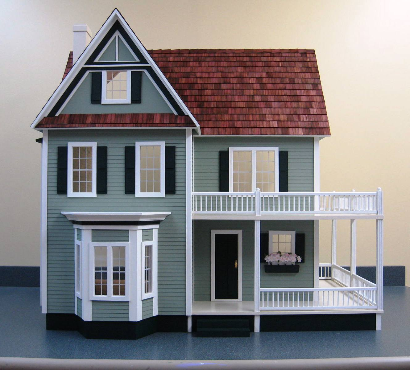Nonnie S Dollhouses Handcrafted Dollhouses Frederick Md