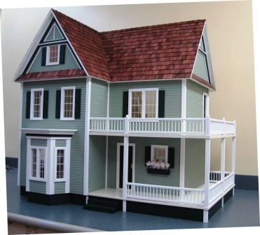 Victoria S Farmhouse Nonnie S Dollhouses