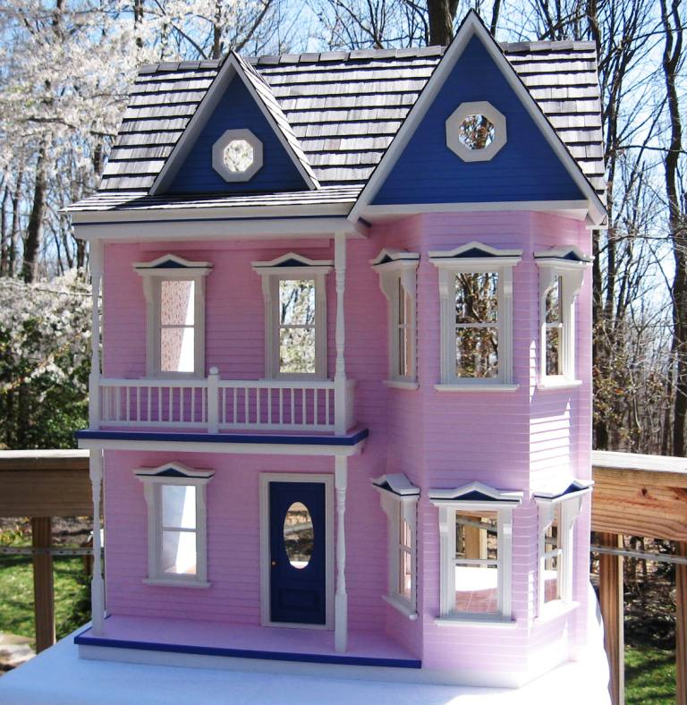 Nonnie's Dollhouses – Handcrafted Dollhouses